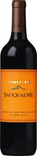 Snoqualmie Whistle Stop Red Blend 2013...